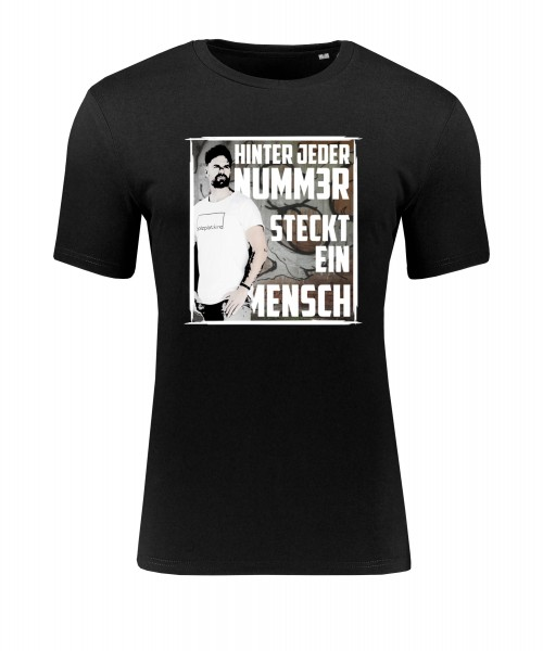 """Bolzplatzkind T-Shirt """"Hinter jeder Nummer"""""""