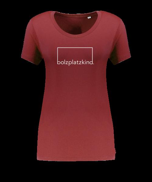 "Frauen T-Shirt ""Geduld"""