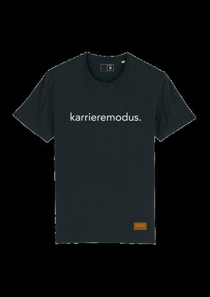 "Herren Bolzplatzkind ""Karrieremodus"" T-Shirt"