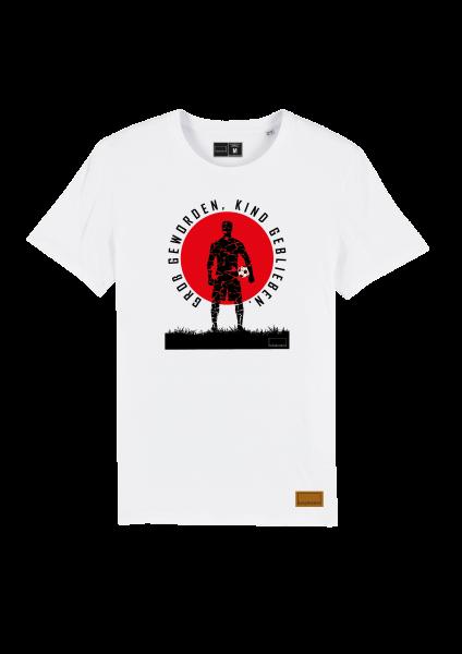 """Herren Bolzplatzkind """"Sundowner"""" T-Shirt"""