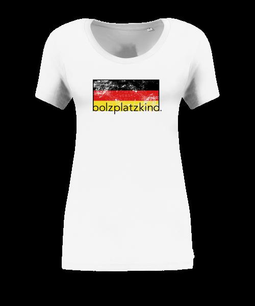 """Frauen Bolzplatzkind Deutschland EM 2020 """"Geistershirt"""""""