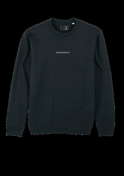 """Herren Bolzplatzkind """"Friendly"""" Sweatshirt"""