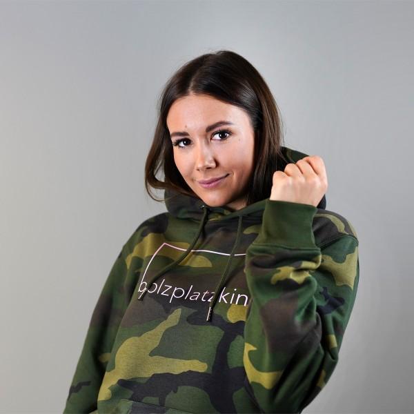 "Hoodie Frauen ""Camouflage"""