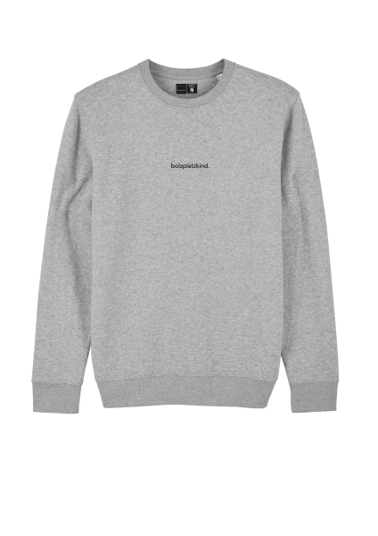 "Herren Bolzplatzkind ""Friendly"" Sweatshirt"