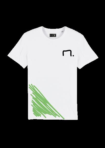 """Herren Bolzplatzkind """"Field"""" T-Shirt"""