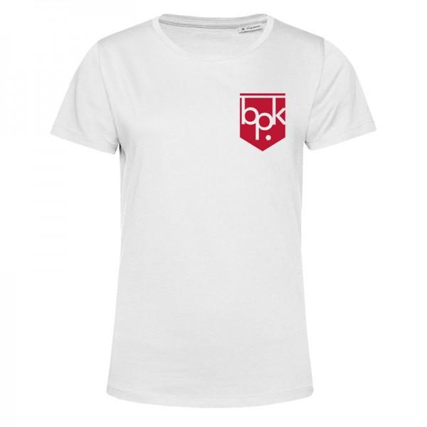 """Bolzplatzkind """"Genuss"""" T-Shirt Damen"""
