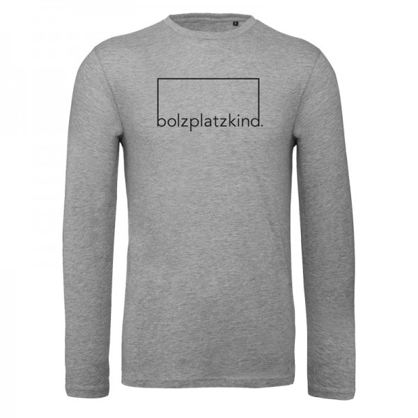 """Bolzplatzkind """"Jubel"""" Longsleeve"""