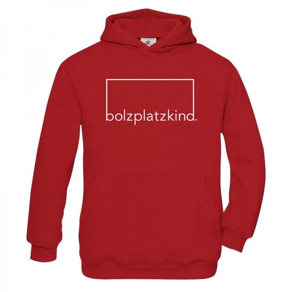 """Bolzplatzkind """"Leidenschaft"""" Hoody Kids"""