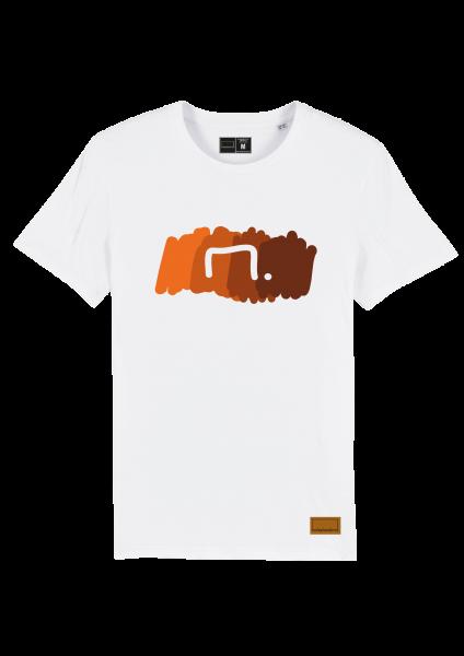 """Herren Bolzplatzkind """"Free"""" T-Shirt"""